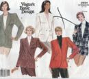 Vogue 2554 A