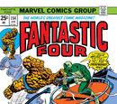 Fantastic Four Vol 1 154