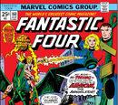 Fantastic Four Vol 1 160