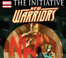 New Warriors Vol 4 1