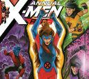 X-Men: Red Annual Vol 1 1