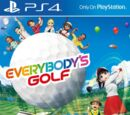 Everybody's Golf (2017 video game)