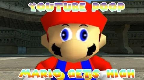 Mario Gets High