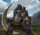 Beastman Warlord (Campaign Raid)