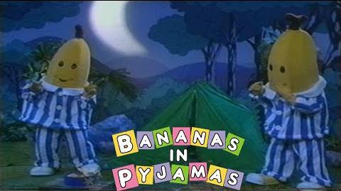Bananas in Pyjamas- Night Fright (1992)