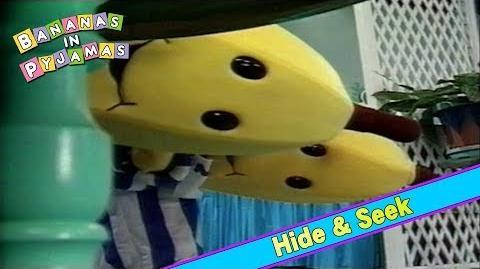 Bananas in Pyjamas- Hide & Seek (1992)
