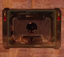 Пуленепробиваемая камера