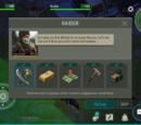Raiding System