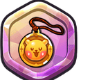 Dreaming Bear Medal