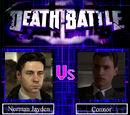 Norman Jayden vs. Connor