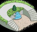 Mansion Gardens Platform