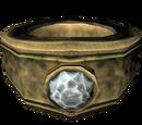 Złoty pierścień z diamentem (Skyrim)