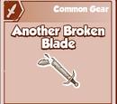 Another Broken Blade