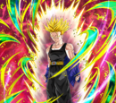 Power Gained from the Past Super Saiyan Trunks (Future)