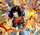 Ruthless Pressure Android 17 (Future)