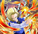 Ghastly Destruction Android 18 (Future)