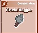 Crude Dagger
