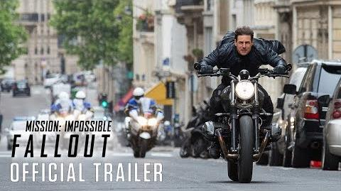 Mission Impossible - Fallout (2018) - Official Trailer - Paramount Pictures-0