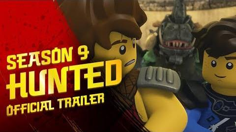 Ninjago - Season 9 Trailer