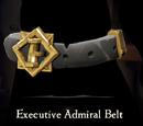 Executive Admiral Belt