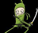 Ninja Verde (Le Ninja)