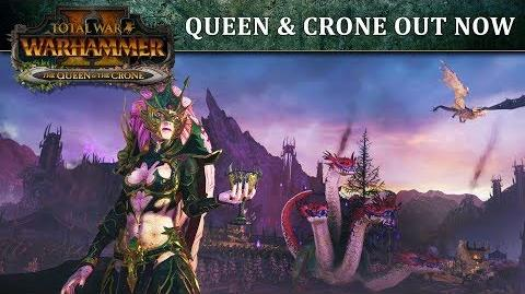 Moulderkurt.5/Ya disponible el pack The Queen and The Crone para Total War: Warhammer II