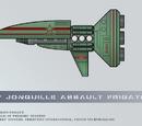Type-807 Jonquille Assault Frigate