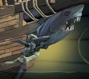 Shark Hunter Figurehead