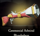 Ceremonial Admiral Blunderbuss