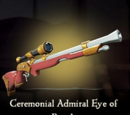 Ceremonial Admiral Eye of Reach