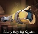 Scurvy Bilge Rat Spyglass