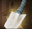Ruffian Sea Dog Shovel