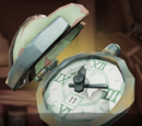 Bilge Rat Pocket Watch