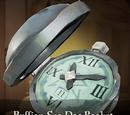 Ruffian Sea Dog Pocket Watch