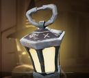 Rogue Sea Dog Lantern