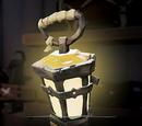 Scurvy Bilge Rat Lantern