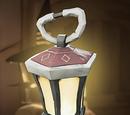 Sea Dog Lantern