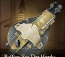 Ruffian Sea Dog Hurdy-Gurdy