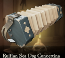 Ruffian Sea Dog Concertina