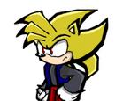 Sulphur The Hedgehog