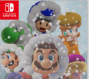 Super Mario Snow Run