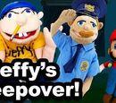 Jeffy's Sleepover!