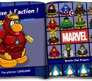 Catalogue Marvel