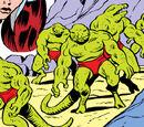 Lizard Men of Tok