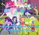Las Equestria Girls, las protectoras de la tierra y de Equestria