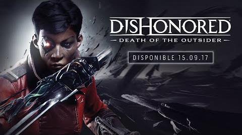 La mort de l'Outsider – Bande-annonce de l'E3 2017-0