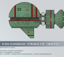 Type-501 Colchique Frigate