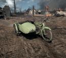MC 3.5HP Sidecar