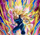 Intensified Ki Super Saiyan 3 Vegeta