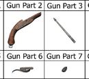Кремнёвый пистолет